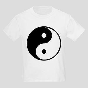 Yin Yang Kids Light T-Shirt