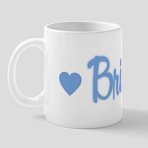 Bride - Blue Mug