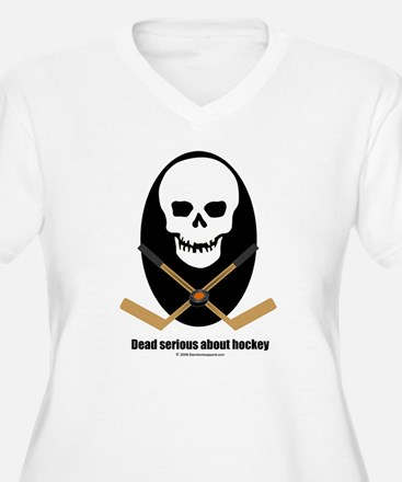 Dead Serious about hockey T-Shirt