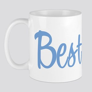 Best Man - Blue Mug