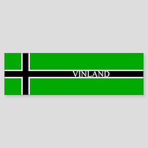 Vinland Bumper Sticker