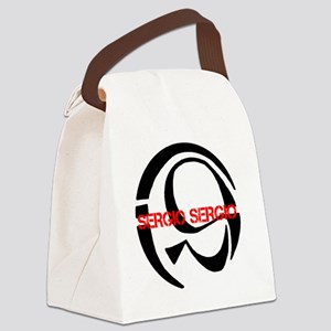 Sergio Sergio Canvas Lunch Bag