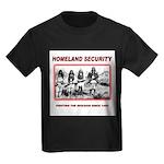 Homeland Security Native Kids Dark T-Shirt