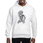 The Mud Demon Hooded Sweatshirt