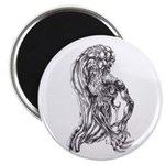 """The Mud Demon 2.25"""" Magnet (10 pack)"""