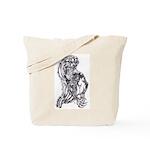The Mud Demon Tote Bag