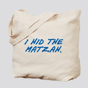 Matzah Blue Tote Bag