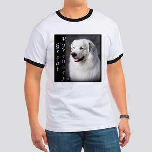 Great Pyrenees Ringer T