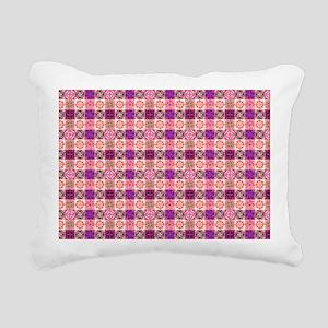 pattern 1 Rectangular Canvas Pillow