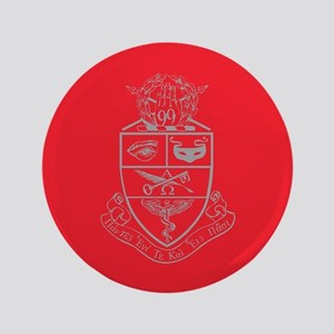 Kappa Psi Crest Outline Button