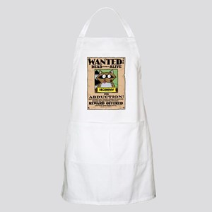 Raccoons Dead or Alive BBQ Apron
