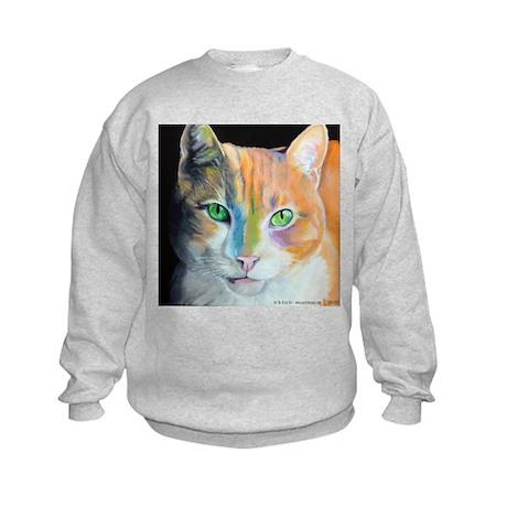 Kitty Kid Kids Sweatshirt