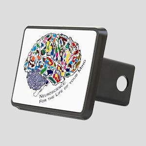 Mind-Life 1 Rectangular Hitch Cover