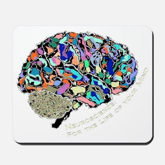 Mind-Life 2 Mousepad