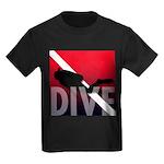 DIVE Kids Dark T-Shirt