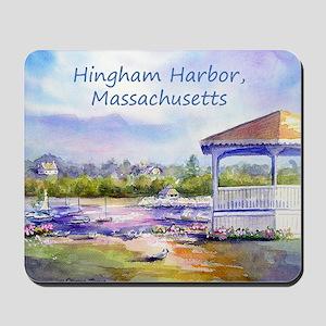 Hingham Harbor Mousepad