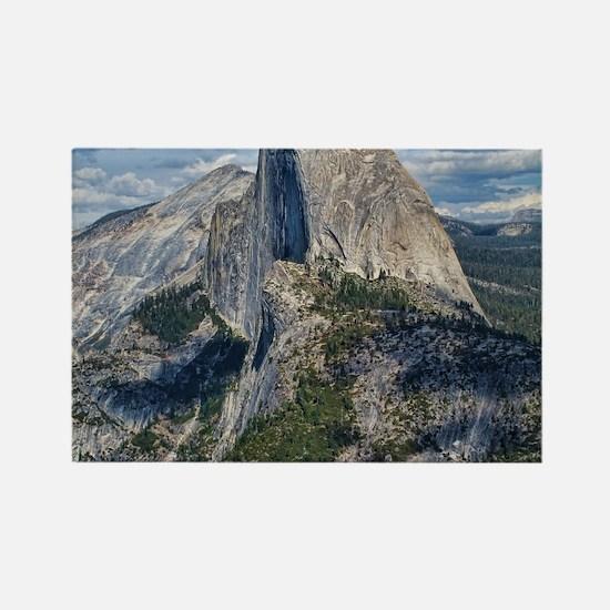 Helaines Yosemite Rectangle Magnet