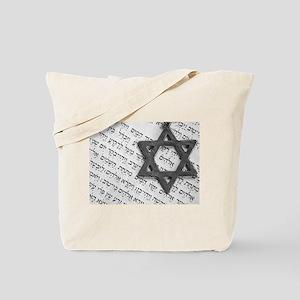 JEWISH STAR ABD HEBRE Tote Bag