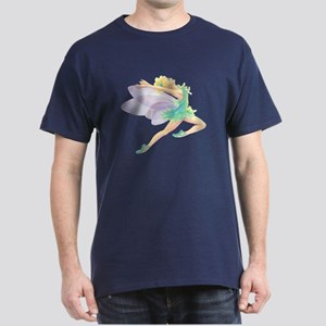 Tinkerbell Dancer 2 Dark T-Shirt