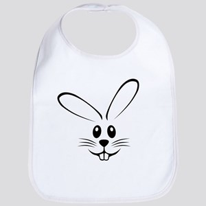 Rabbit Face Bib