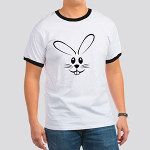 Rabbit Face Ringer T