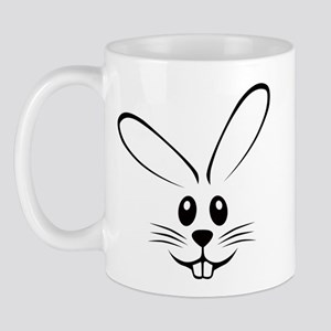 Rabbit Face Mug