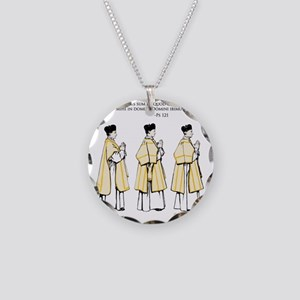 Psalm 121 Necklace Circle Charm