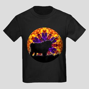 Texas Longhorn Kids Dark T-Shirt