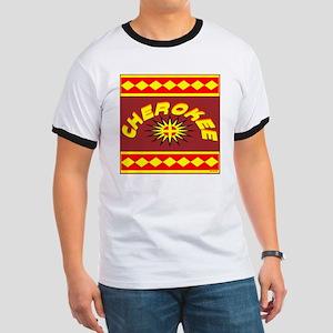 CHEROKEE INDIAN Ringer T