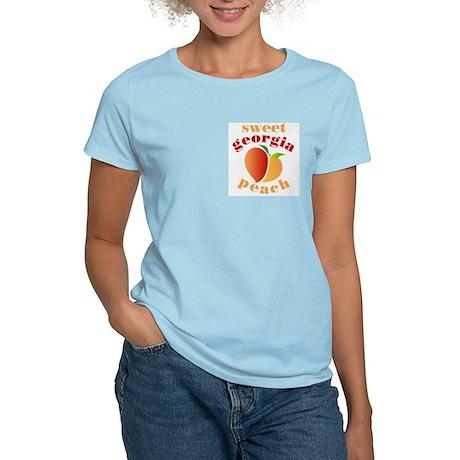 Sweet Georgia Peach Women's Light T-Shirt