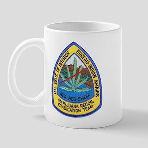 BIA Marijuana Recon Mug