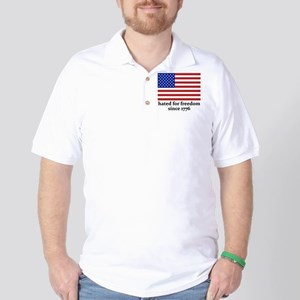 Freedom 1776 Golf Shirt