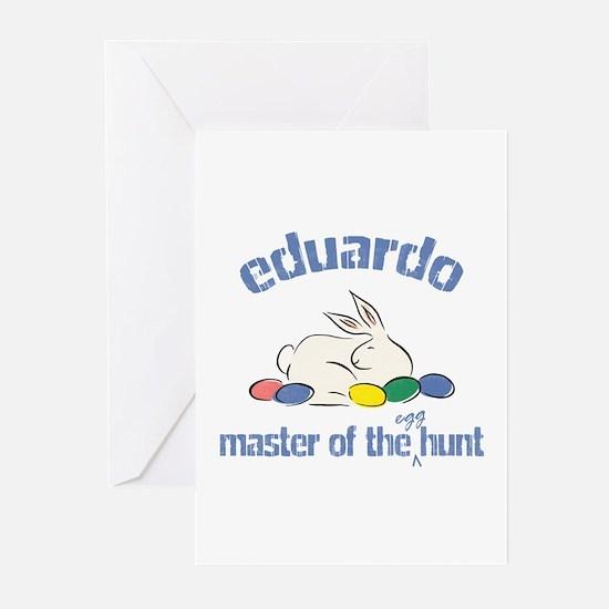 Easter Egg Hunt - Eduardo Greeting Cards (Package