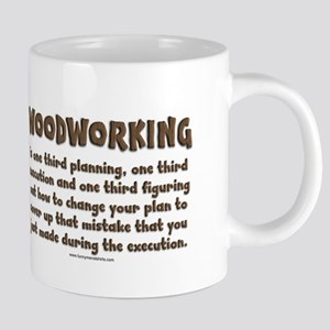Woodworking Explained Mugs