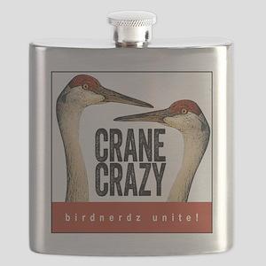 Crane Crazy Flask