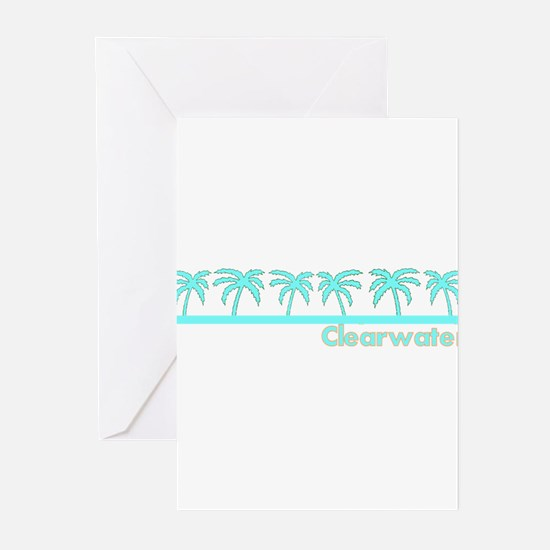 Clearwater, Florida Greeting Cards (Pk of 10)