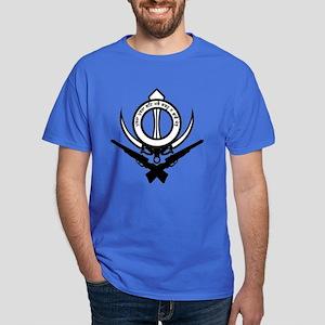 Sikh Freedom Fighter Dark T-Shirt
