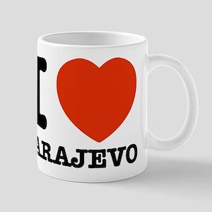 I LOVE SARAJEVO Mug