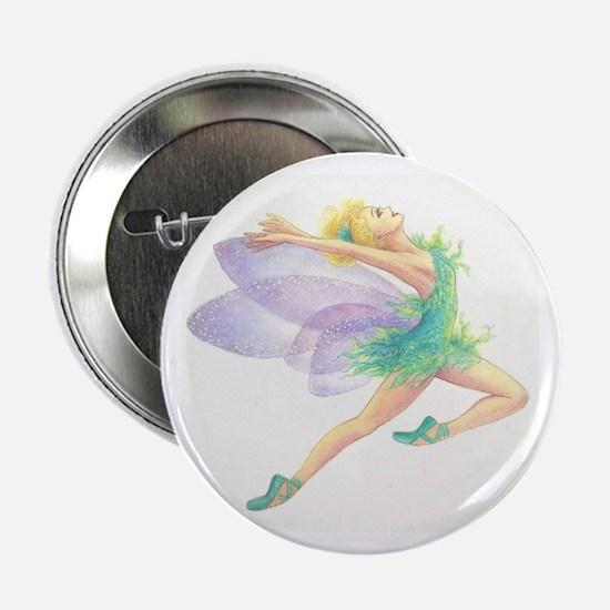 Tinkerbell Ballet Button
