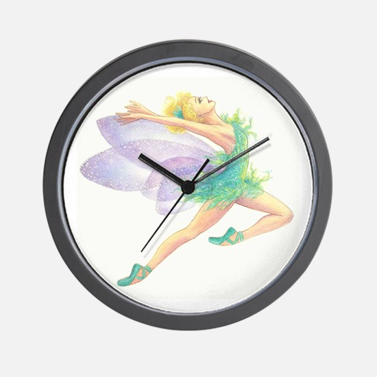 Tinkerbell Dancer Wall Clock