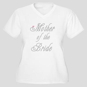 CG Mother of Bride Women's Plus Size V-Neck T-Shir