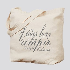 Vampire Edward Tote Bag
