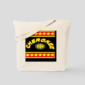 CHEROKEE INDIAN Tote Bag