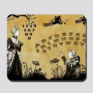 The Dead Teddy Bear Spirit Board Mousepad