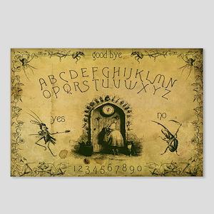The J.J. Grandville Colla Postcards (Package of 8)