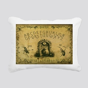 The J.J. Grandville Coll Rectangular Canvas Pillow
