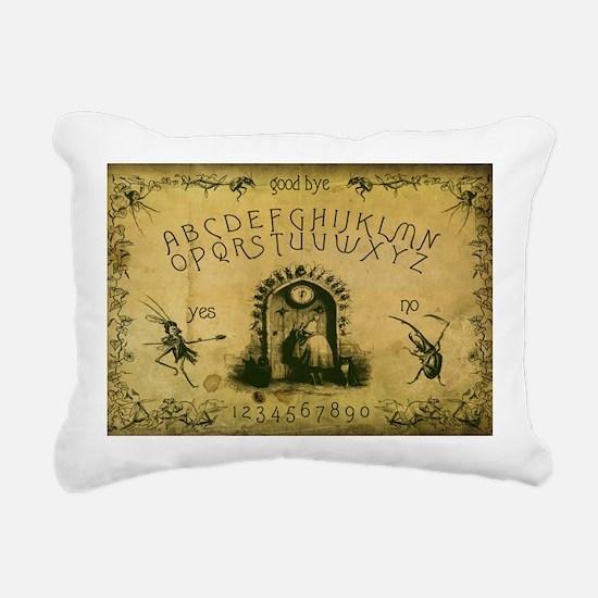 The J.J. Grandville Coll Rectangular Canvas Pillow