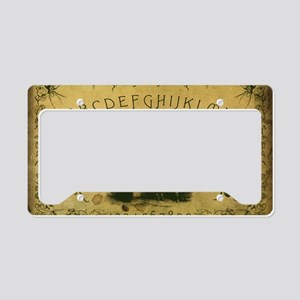 The J.J. Grandville Collage S License Plate Holder