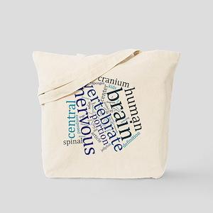 Brain Cloud3 Tote Bag