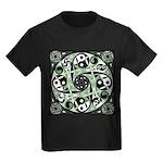 Celtic Stepping Stone Kids Dark T-Shirt